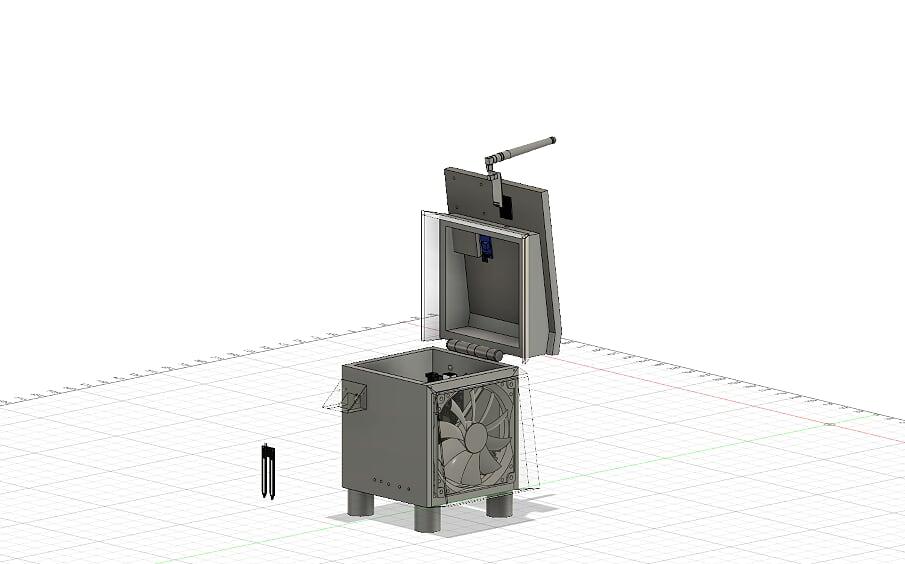 1st generation prototype